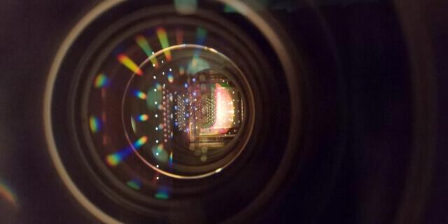 カメラレンズのイメージ画像