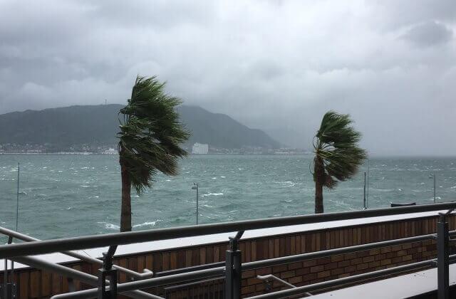 台風のイメージ画像1