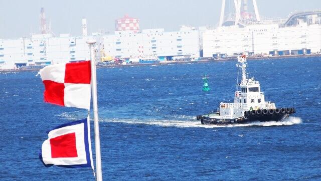 国際信号旗のイメージ画像