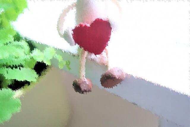 愛の告白のイメージ画像