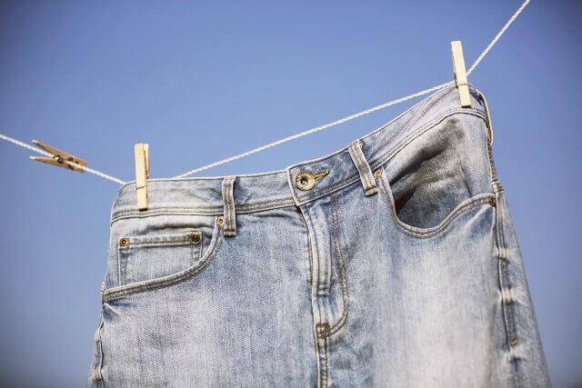 ズボンのポケットのイメージ画像
