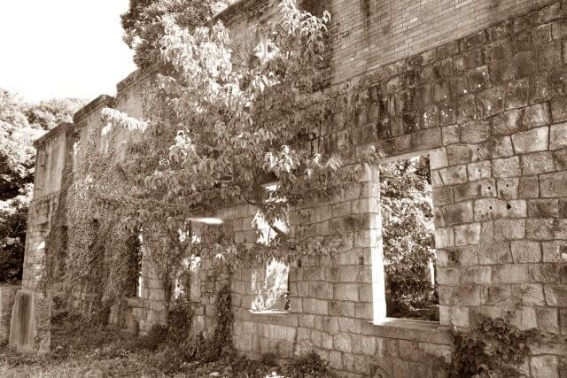 廃墟のイメージ画像