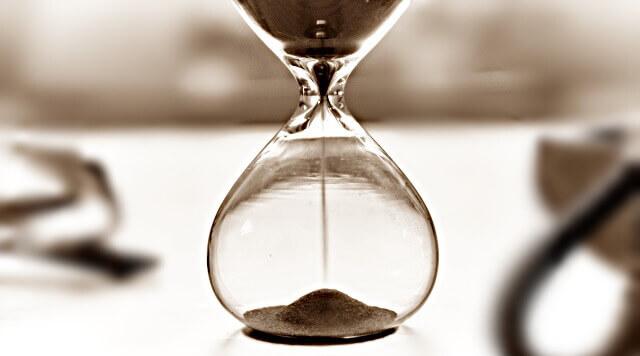 砂時計のイメージ画像