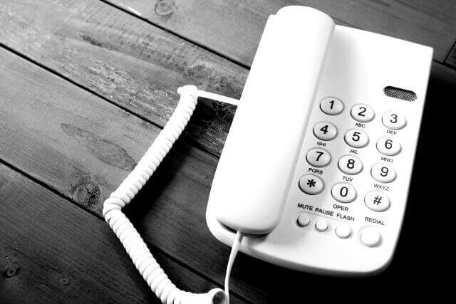 電話機のイメージ画像