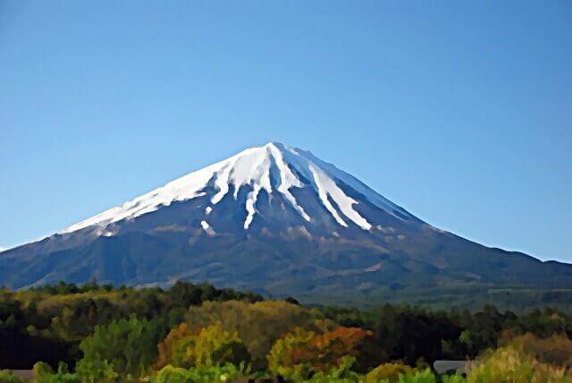 富士山のイメージ画像
