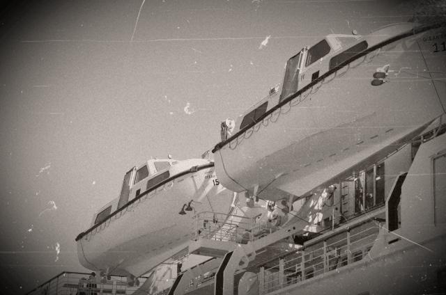 救命ボートのイメージ画像