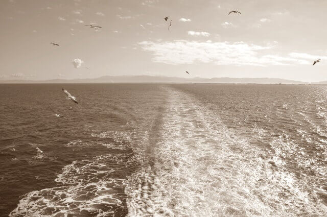 出港のイメージ画像