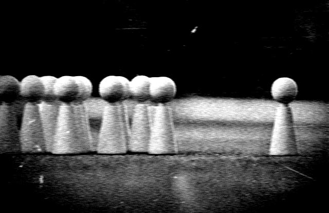 孤立のイメージ画像