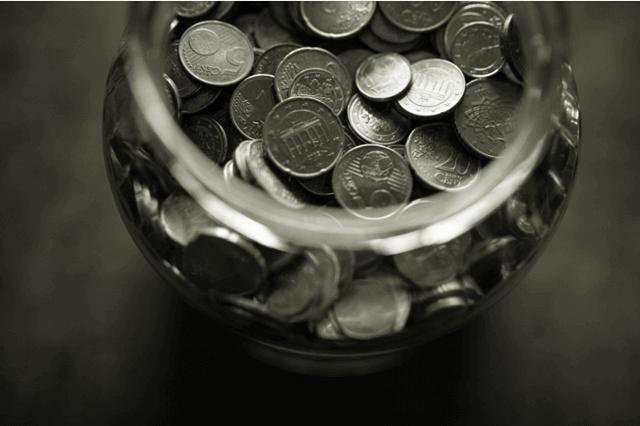 貯金箱のイメージ画像