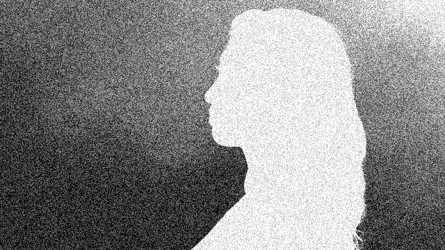人影のイメージ画像