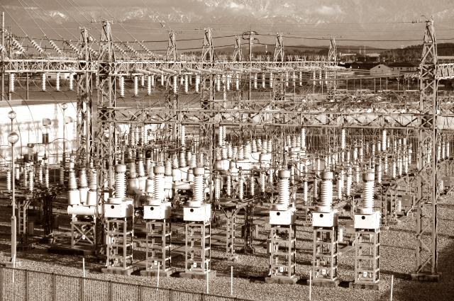 発電所のイメージ画像